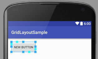 Android studio gridlayout one button 1.4.png