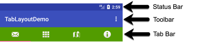 Working with the Android AppBar and Collapsing Toolbar Layouts