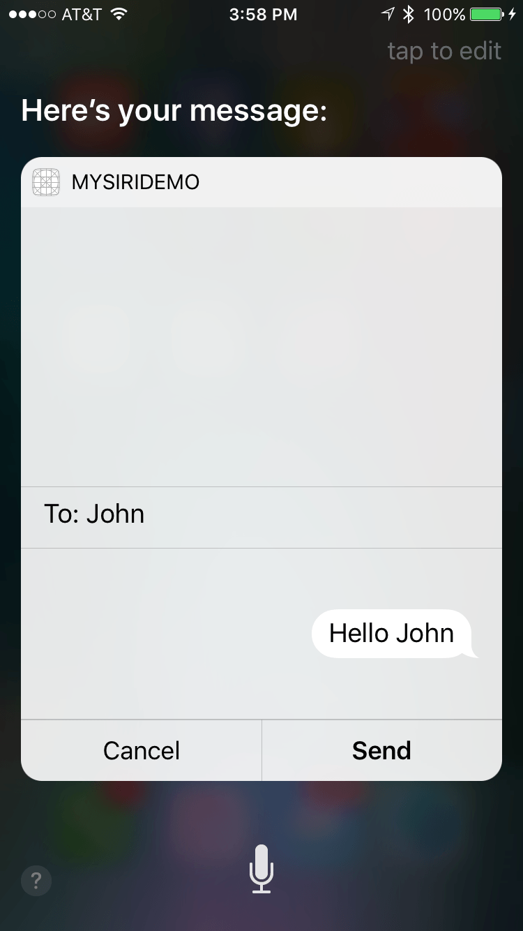 Ios 10 default siri interface.png