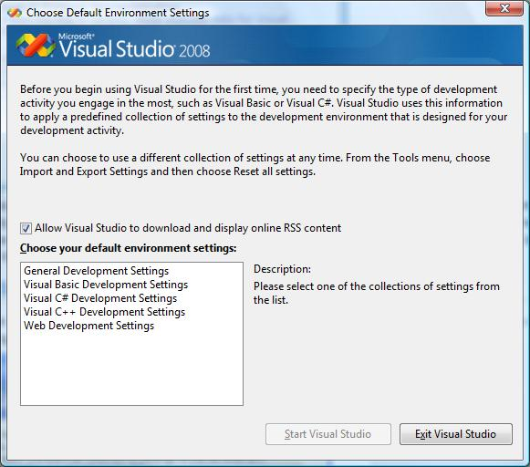Downloading and Installing Visual Studio - Techotopia