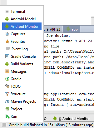 Android studio launch android monitor 6.0.png