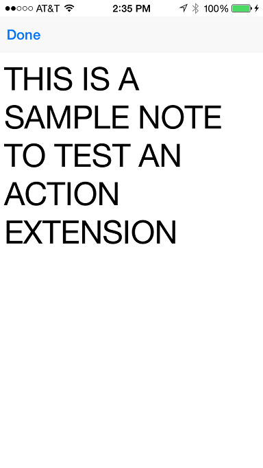 Ios 8 action extension running.png