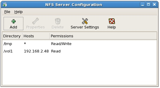 Using NFS to Share CentOS Folders with Remote Linux and UNIX