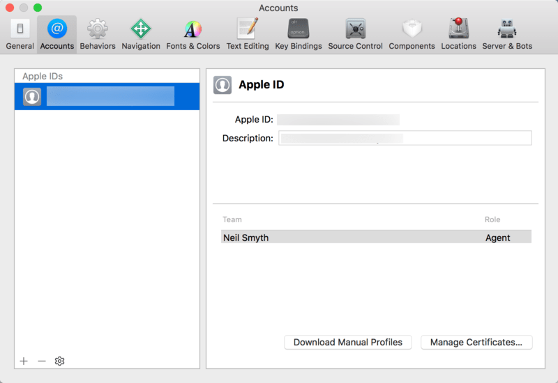 Ios 11 submit app xcode preferences.png