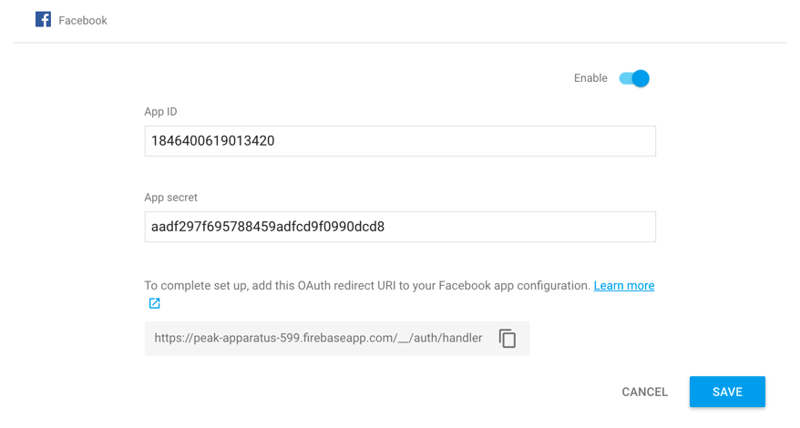 Firebase auth facebook console enable.png