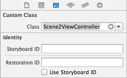 Ios 7 storyboard change class.png