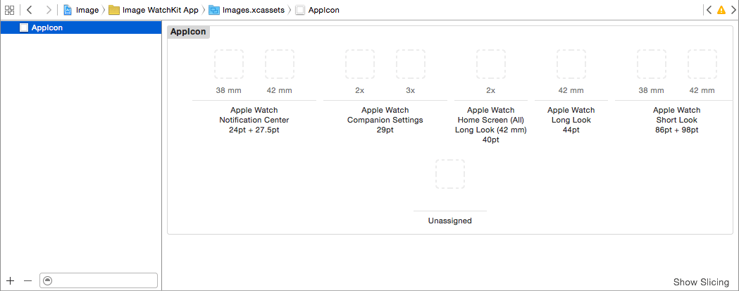 Working with Images in WatchKit - Techotopia