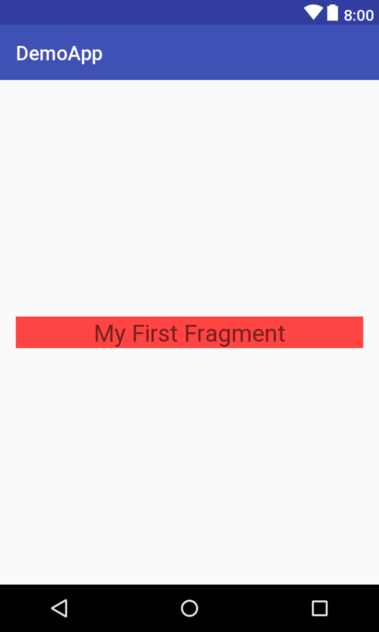 android studio how to kill a fragment from within itseld