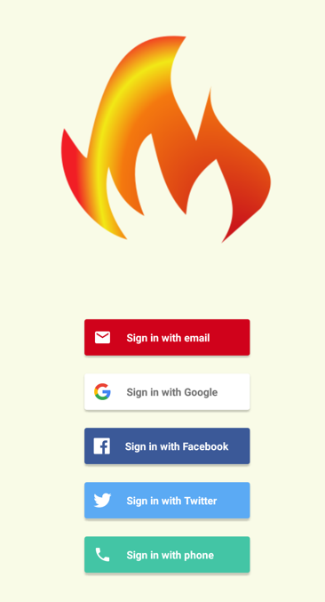 Phone Number Sign-in Authentication using FirebaseUI Auth - Techotopia