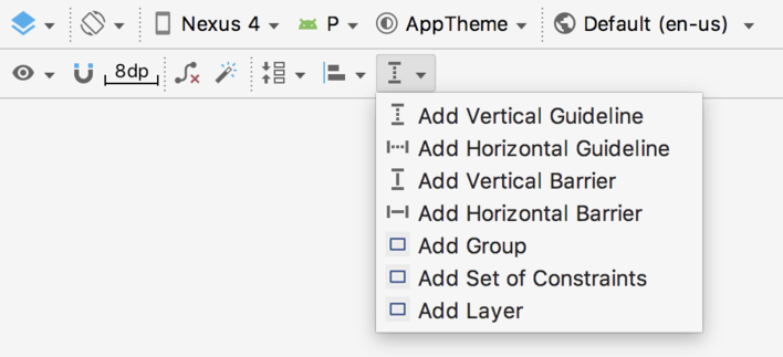 A Guide to using ConstraintLayout in Android Studio - Techotopia