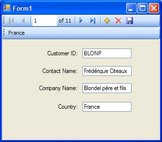 Accessing databases using visual basic techotopia vb database filterg now that the basics of connecting a visual basic application fandeluxe Gallery
