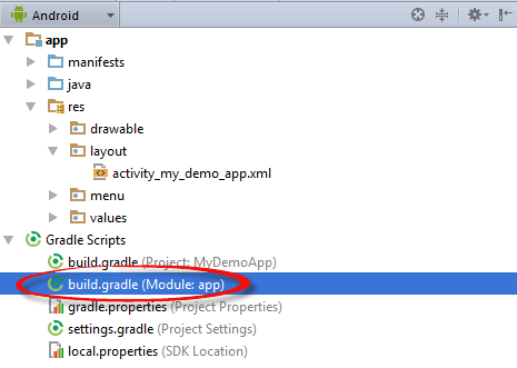 Generating a Signed Release APK File in Android Studio