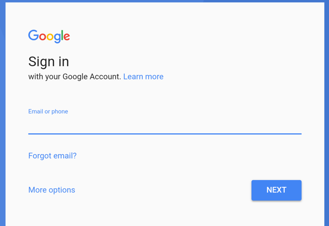 Google Sign-In Authentication using FirebaseUI Auth - Techotopia