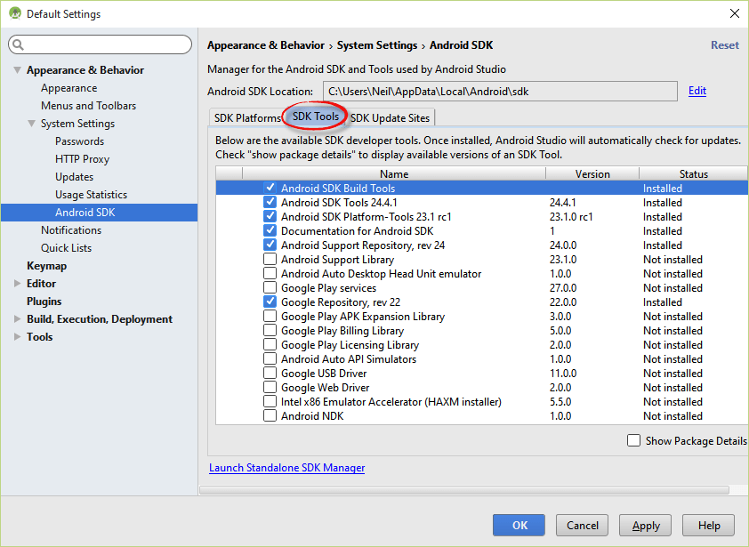 Android studio sdk tools settings.png