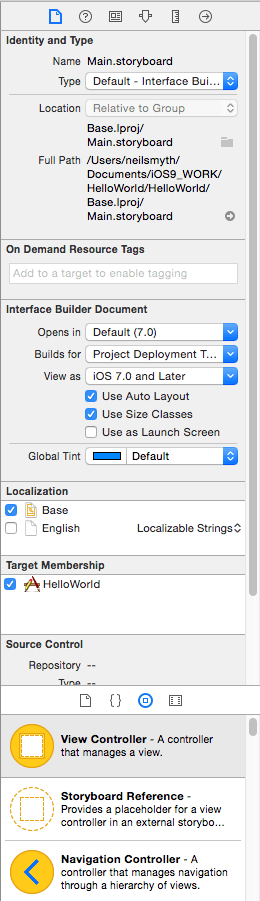 Xcode 7 identity inspector.png