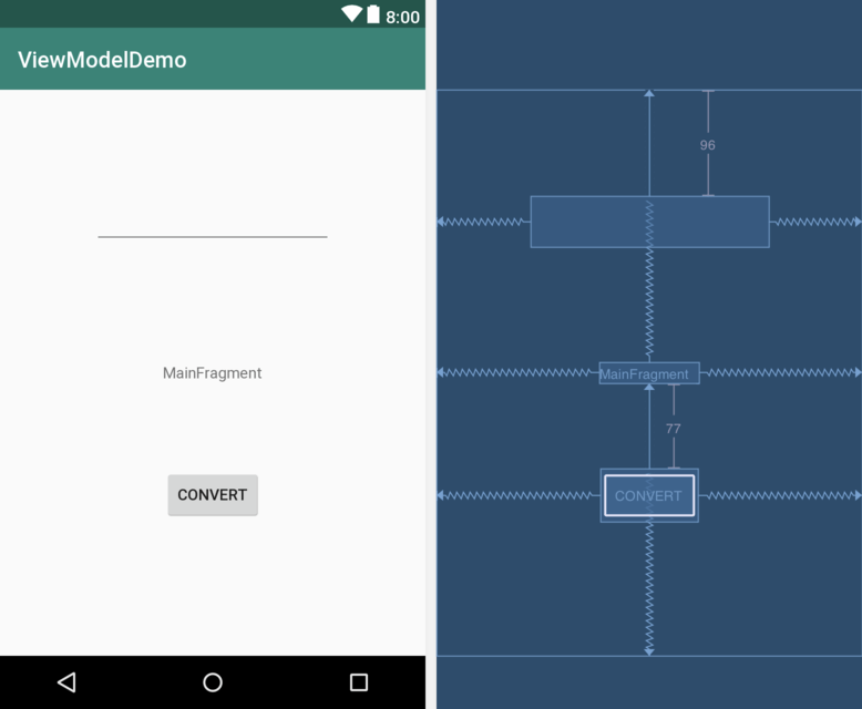 An Android Jetpack ViewModel Tutorial - Techotopia