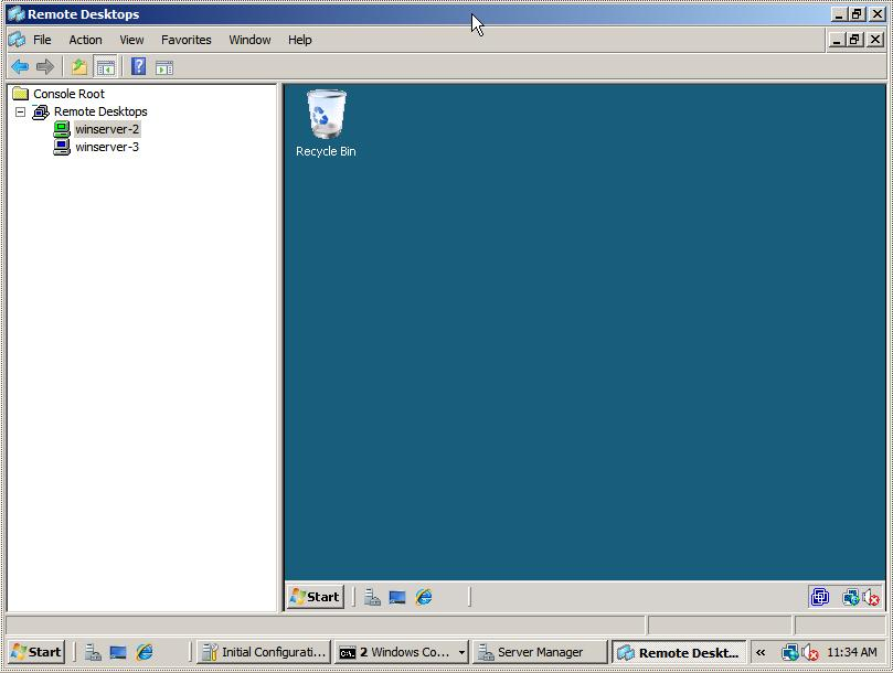 Configuring Windows Server 2008 Remote Desktop Administration