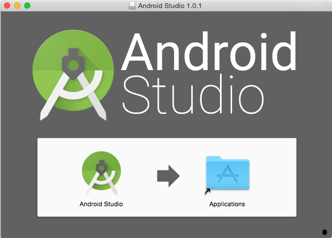 Installing Android Studio on Mac OS X