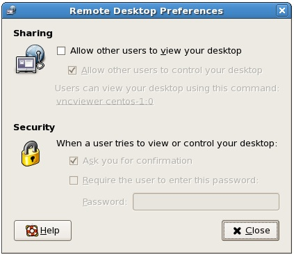 Remote Access to the CentOS Desktop - Techotopia