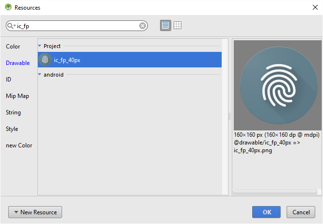 Android studio 2 fingerprint drawable resources.png