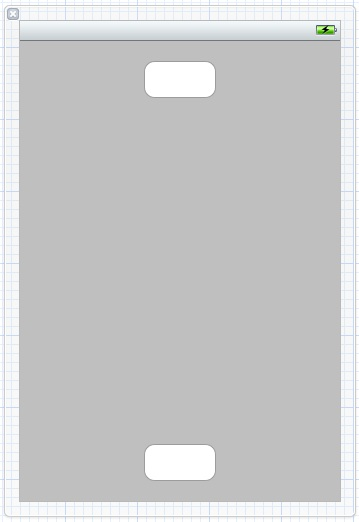iPhone iOS 5 autosizing example layout