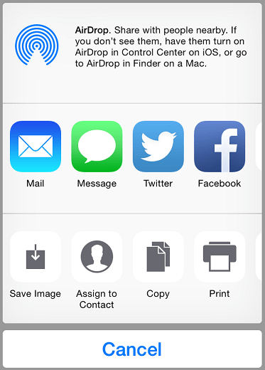 Ios 8 select social option.png