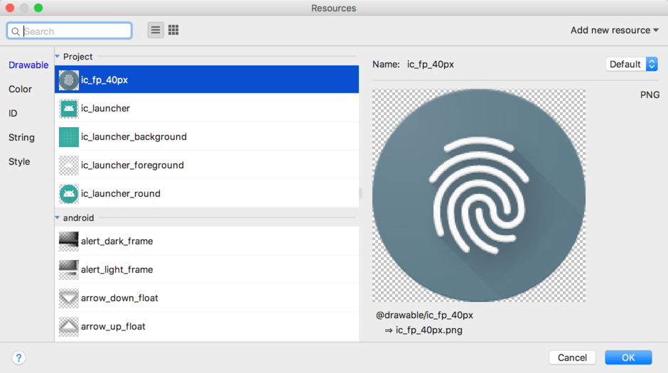 A Kotlin Android Fingerprint Authentication Tutorial