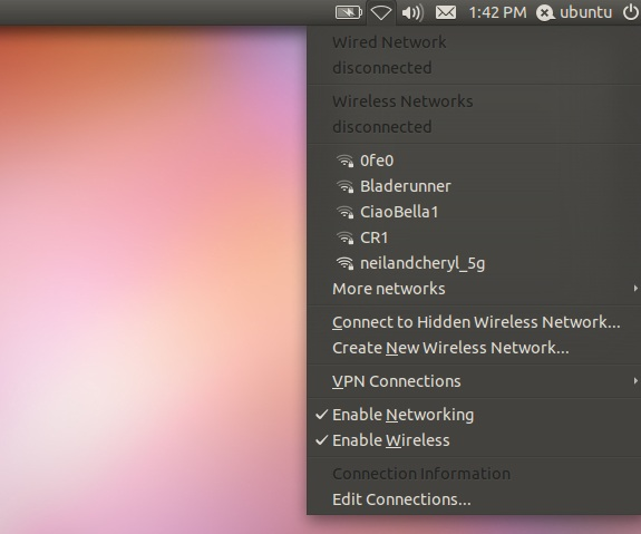 Configuring Ubuntu 11 04 Wireless Networking - Techotopia