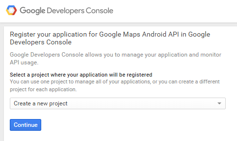 Working with the Google Maps Android 6 API in Android Studio