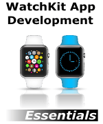 Click to Read WatchKit App Development Essentials