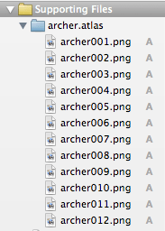Ios 8 archer texture atlas added.png