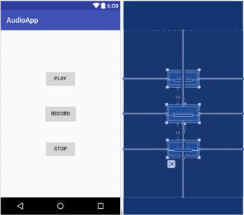 Android Audio Recording and Playback using MediaPlayer and