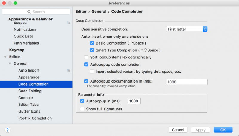 File:As 3.0 code editor completion preferences.png