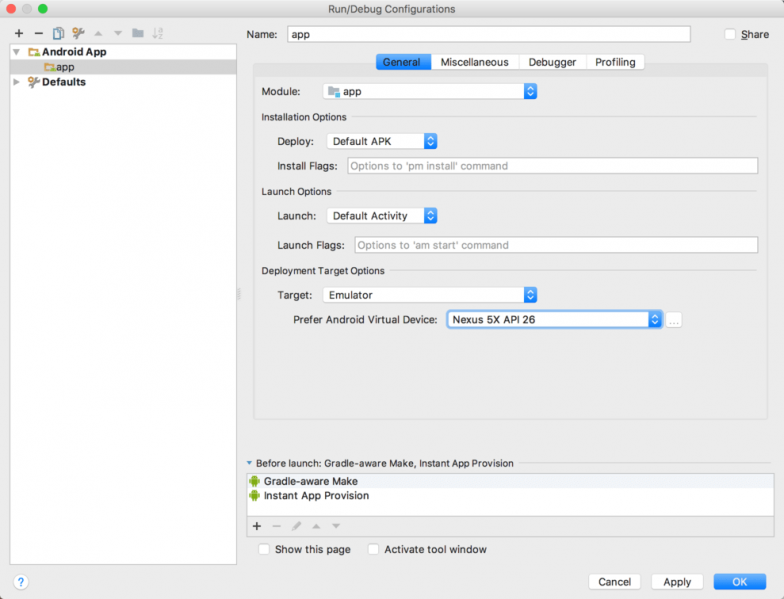 File:As 3.0 run configurations dialog.png